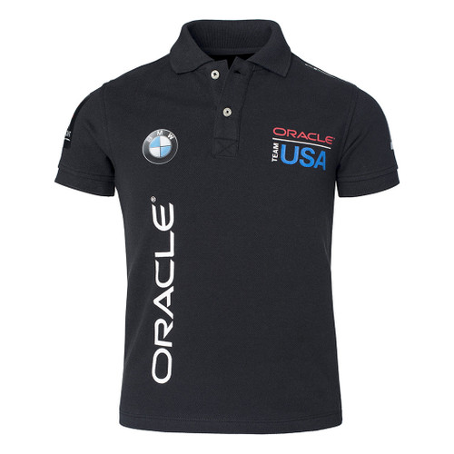 Junior's Oracle Polo (Carbon)