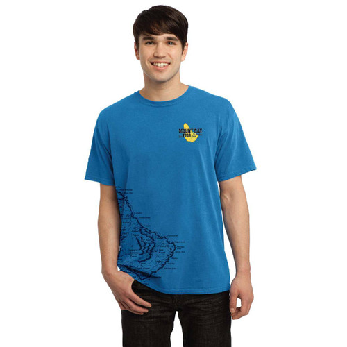 SALE! Mount Gay® Rum Men's Barbados Pigment Dyed T-Shirt