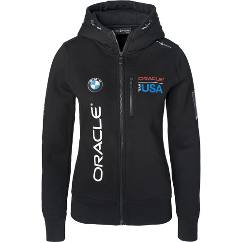 Women's Oracle Zip Hoodie (Carbon)