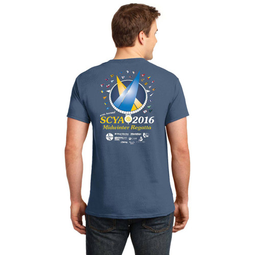 SALE! SCYA Midwinter Regatta 2016 Cotton T-Shirt