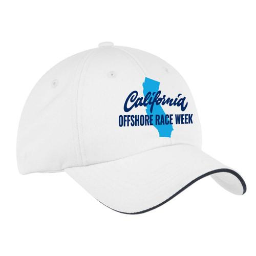 SALE! California Offshore Race Week 2016 Wicking Sailing Cap