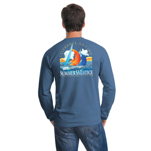 SALE! 2016 Summer Sailstice Long Sleeve T-Shirt