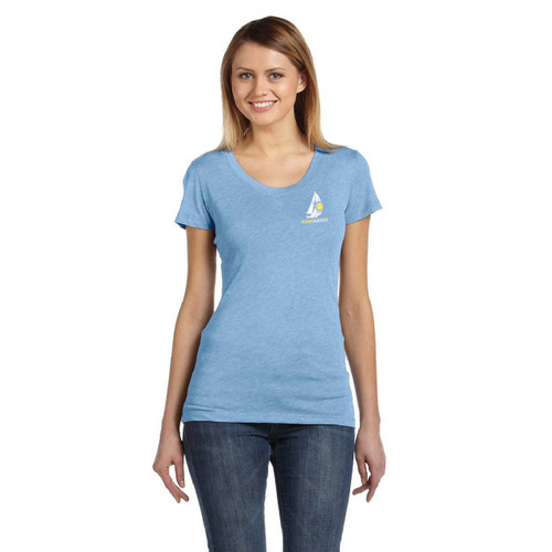 SALE! 2016 Summer Sailstice Women's Scoop T-Shirt