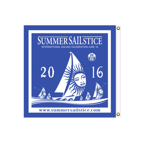 SALE! 2016 Summer Sailstice Burgee