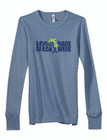 CLOSEOUT! Long Beach Race Week 2013 Ladies Thermal Long-Sleeve T-Shirt
