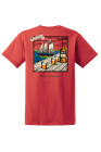 Mount Gay Rum® Bold with an Even Keel Men's Cotton T-Shirt