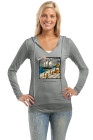 CLOSEOUT! Mount Gay® Rum Bold with and Even Keel Women's Cotton Hoody