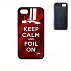 "AC34 GGYC ""Keep Calm and Foil On"" iPhone 5 Case"
