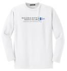 CLOSEOUT! AC34 Golden Gate Yacht Club 34th Defender Logo Wicking Shirt