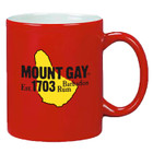 NEW! Mount Gay® Rum Coffee Mug