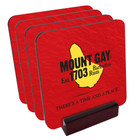 NEW! Mount Gay® Rum Coasters