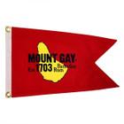 SALE! Mount Gay® Rum Burgee