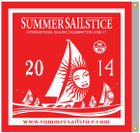SALE! 2014 Summer Sailstice Burgee