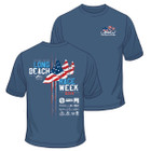 Long Beach Race Week 2014 Cotton T-Shirt