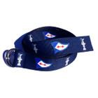 SALE! 35th America's Cup 2017 Golden Gate Yacht Club Ribbon Belt