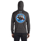 """NEW! 35th America's Cup 2017 GGYC """"Golden Gate"""" Hooded Zip T-Shirt"""