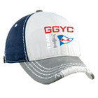 "NEW! 35th America's Cup 2017 Golden Gate Yacht Club ""TEAM GGYC"" Cap"