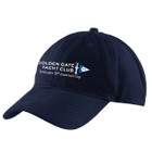 "SALE! 35th America's Cup 2017 Golden Gate Yacht Club ""35th Defender"" Brushed Twill Low Profile Cap"