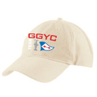 "SALE! 35th America's Cup 2017 Golden Gate Yacht Club ""Team GGYC"" Brushed Twill Low Profile Cap"