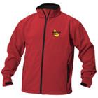 Mount Gay® Rum Men's Softshell Jacket by Clique