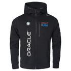 Oracle Team USA Men's Zip Hoodie (Carbon)