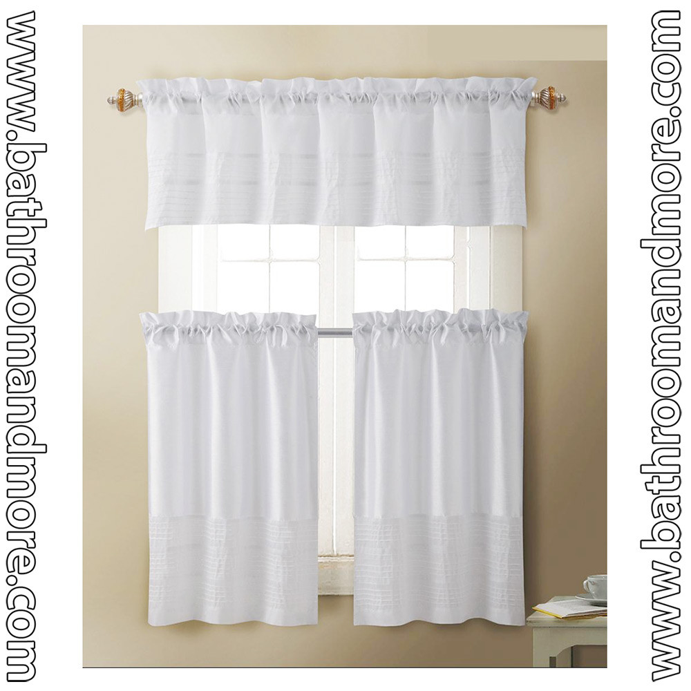 Kitchen Curtains Valances With New Design Ideas Pictures to pin on ...