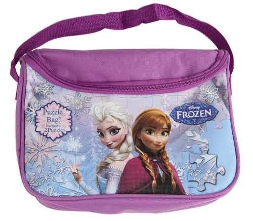 Disney S Frozen Carry And Go Puzzle In A Bag Princess