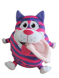 Tummy Stuffers Wild Ones! Striped Cat, Turn Clean-up into Play Time