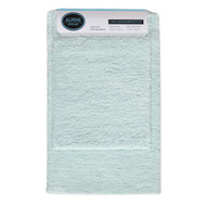Gray Blue 2-Pc Plush Bath Mat/Rug: Non-Slip Backing, 20in x 30, 17in x 24in