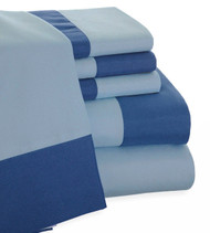 Blue Presidential Suite Sheet Set