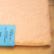 Peach Home Dynamix Alpine Bath Mat- Absorbable and Ultra Plush, Non skid Backing