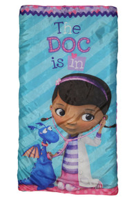 "Disney Jr Doc McStuffins ""Hugs"" Slumber Bag"