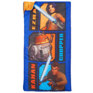 Disney Star Wars Rebels Slumberbag - Blue