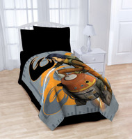 "Lucas Film Star Wars Rebels Defeat The Empire Plush Throw Blanket: 62"" x 90"""