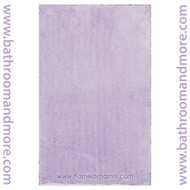 Home Dynamix Alpine Lilac Bathroom Mat