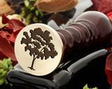 Tree 1 wax seal