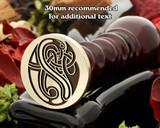 Celtic D18 Wax Seal