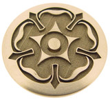 Tudor Rose Bespoke Wax Seal Stamp Laser Engraved