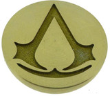 Assassins Creed engraved wax seal design