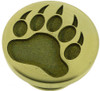 PAWS - GRIZZLY BEAR PAW PRINT
