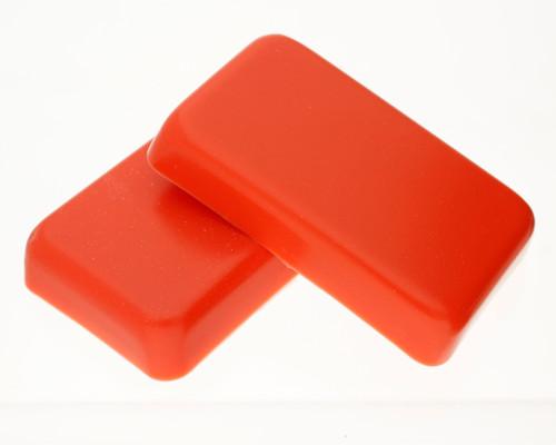 Flame Orange Bottle Sealing Wax, made to order