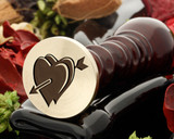 Heartshot Wax Seal