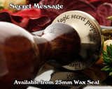 Secret Message from 25mm, your own choice of text