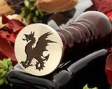 Dragon D15 Wax Seal Stamp