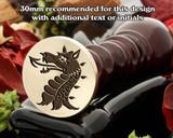 Dragon D18 Wax Seal