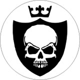 SKULLS PIRATE SHIELD 2
