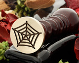 Spiders Web wax seal