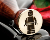Lego Man Wax Seal Stamp