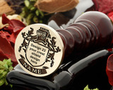 Wax seal crest design 23