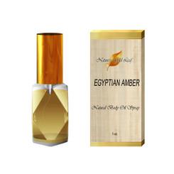 Egyptian Amber Body Oil Spray Unisex 1 oz.